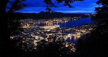 Monte Floyen Bergen