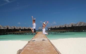 Hotel nas Maldivas