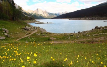 Lake Medicine Jasper