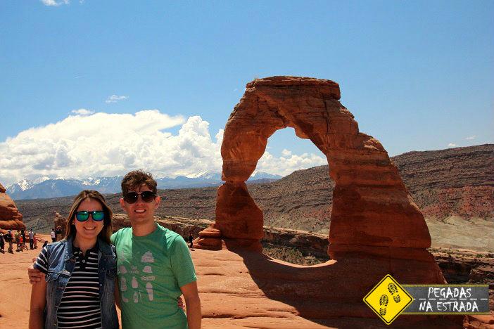 Delicate Arches National Park Utah EUA