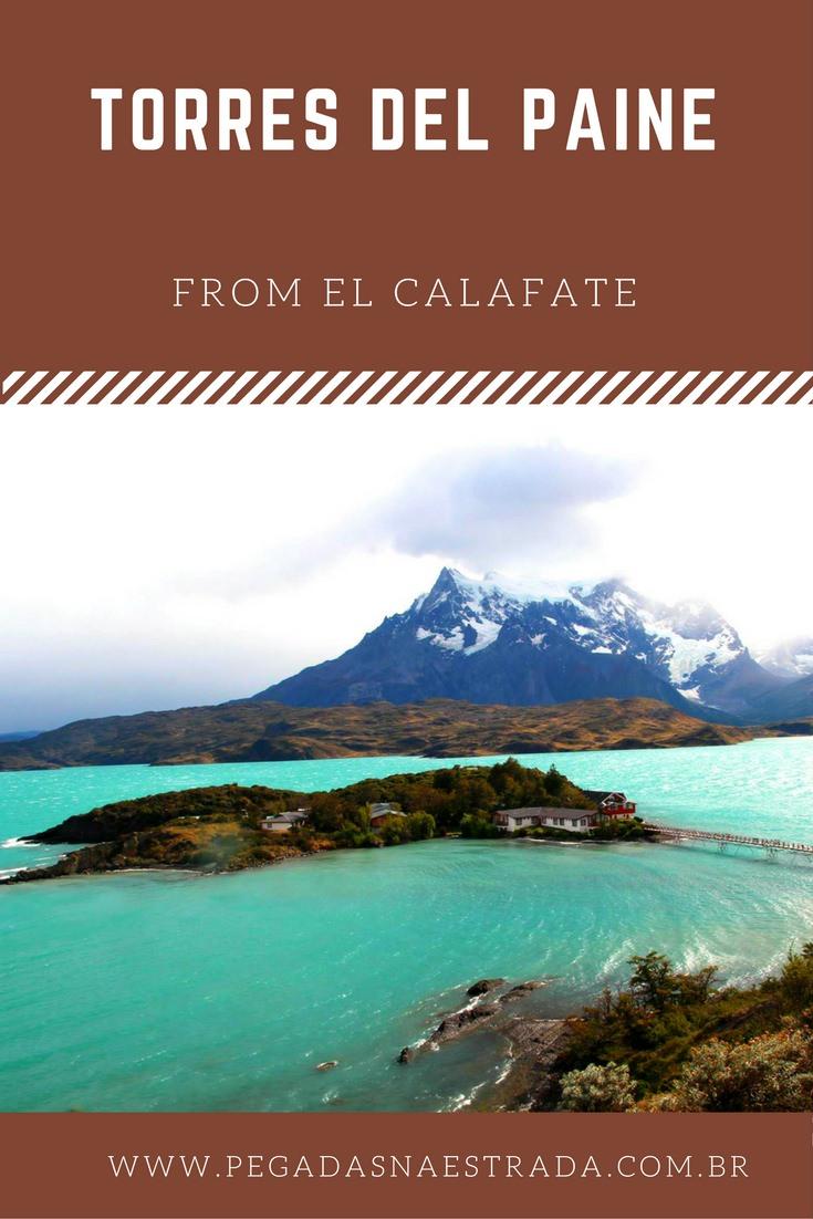 Torres del Paine Chile El Calafate