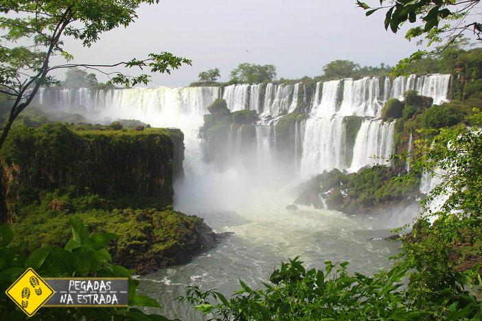 Parque Nacional Iguazu Argentina Cataratas