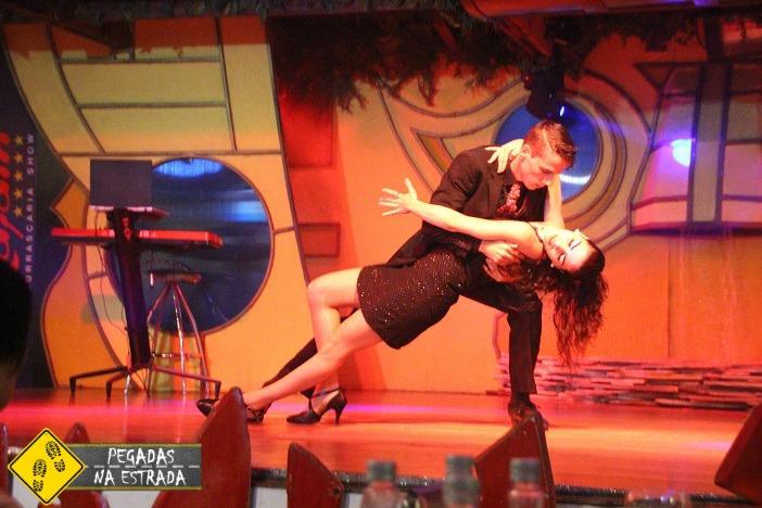 dança Tango Foz do Iguaçu