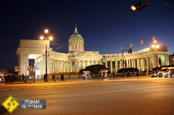Catedral de Nossa Senhora de Kazan São Petersburgo