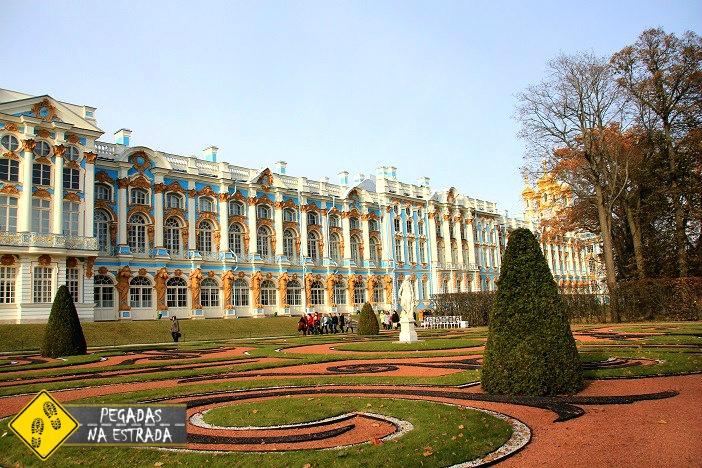 Palácio de Catarina Rússia