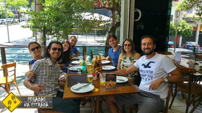 Pizzaria Mangabeiras Belo Horizonte