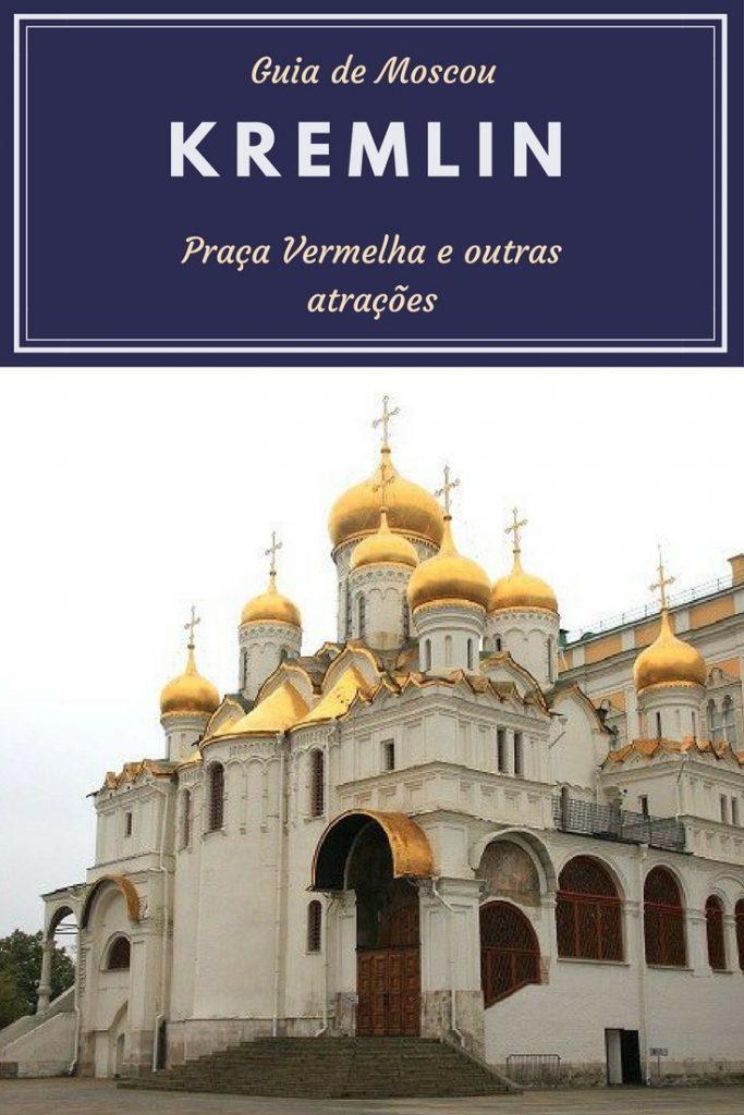 Conheça Moscou em um roteiro incrível de 4 dias. No primeiro dia, visite as atrações da Praça Vermelha: Kremlin, Catedral de São Basílio e muito mais.