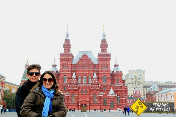 Museu Histórico do Estado Moscou
