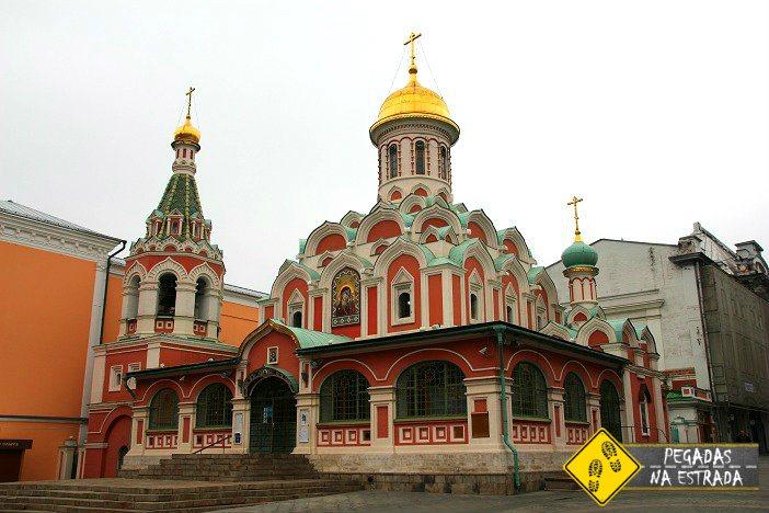 Catedral de Kazan Moscou