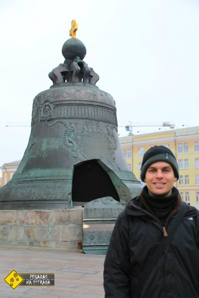 Viagem Moscou Rússia