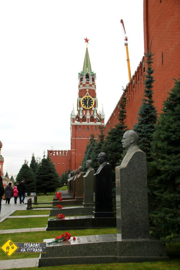 Turismo Rússia