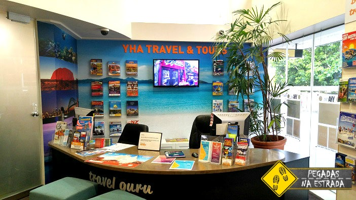 YHA travel and tours