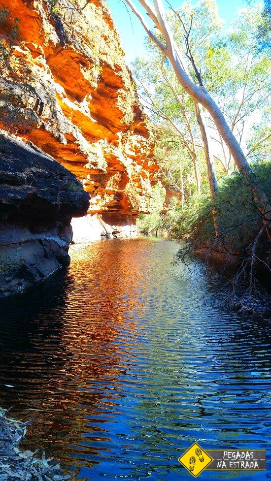 roteiro deserto Austrália