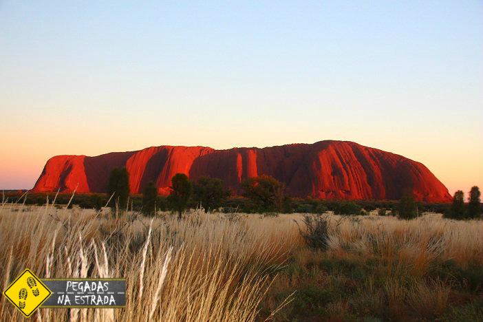 Pontos interesse Uluru