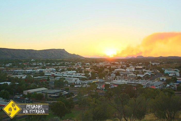 Pontos turísticos Alice Springs