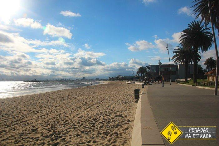 St. Kilda Beach Melbourne