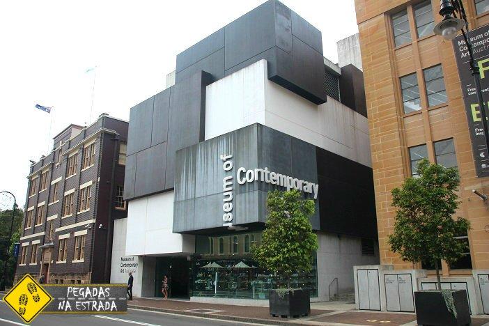 Museu de Arte Contemporânea Sydney