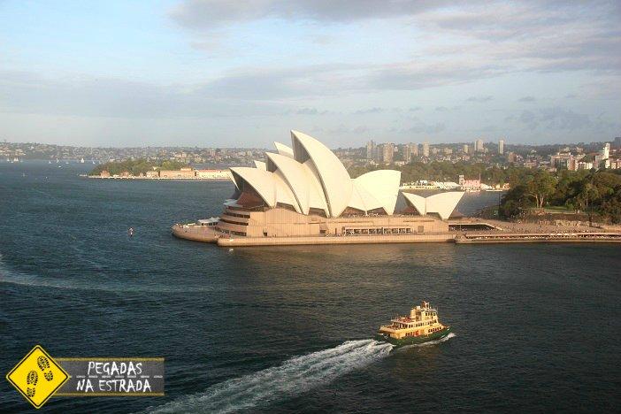 Roteiro em Sydney