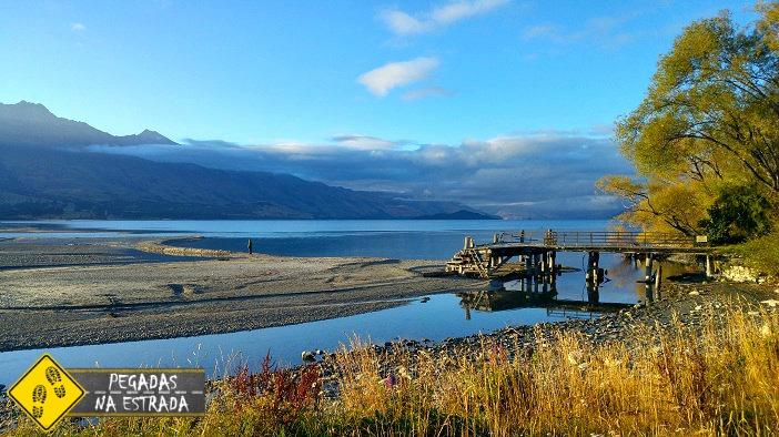 Lago Wakatipu no Kinloch Lodge, Glenorchy