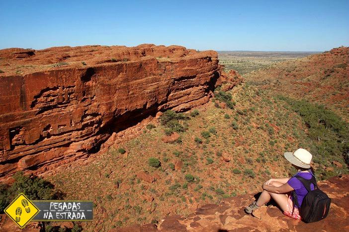 Kings Canyon Austrália
