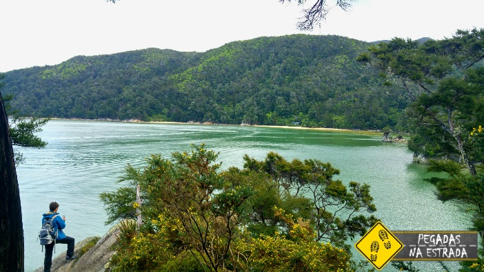 Abel Tasman Nova Zelândia
