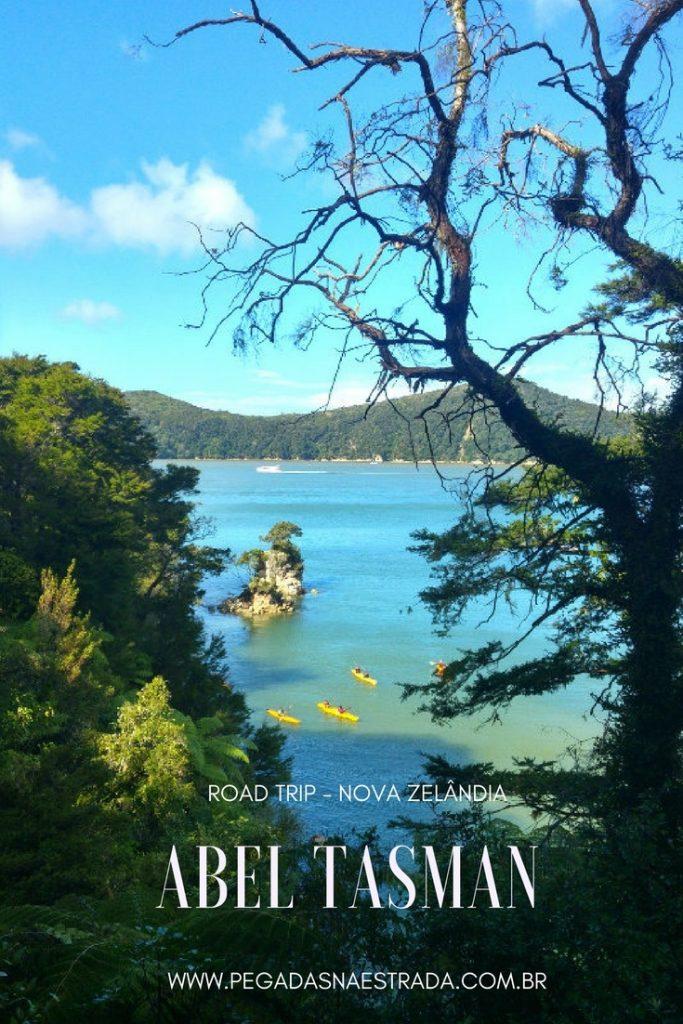 Conheça Abel Tasman National Park, um verdadeiro paraíso costeiro na ilha sul da Nova Zelândia. Saiba como explorá-lo a pé, de barco e de caiaque.