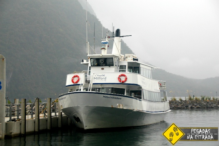 Milford Cruise