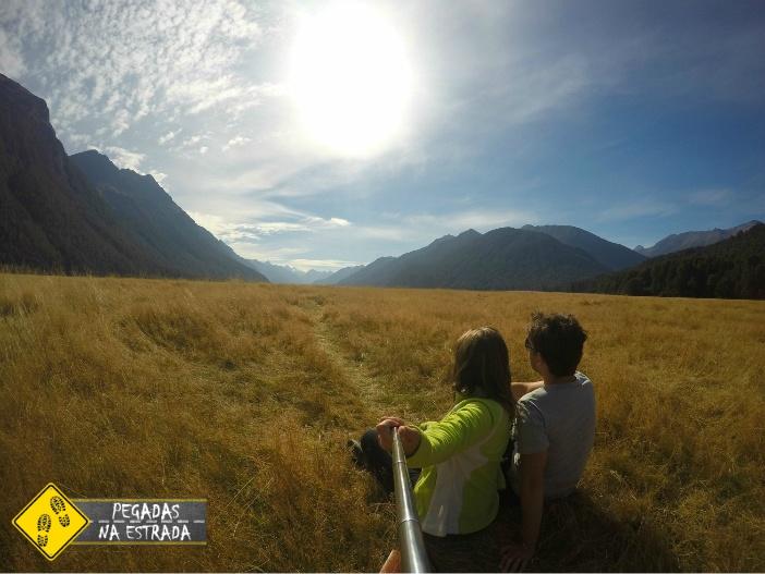 Roteiro Fiordland National Park Nova Zelândia