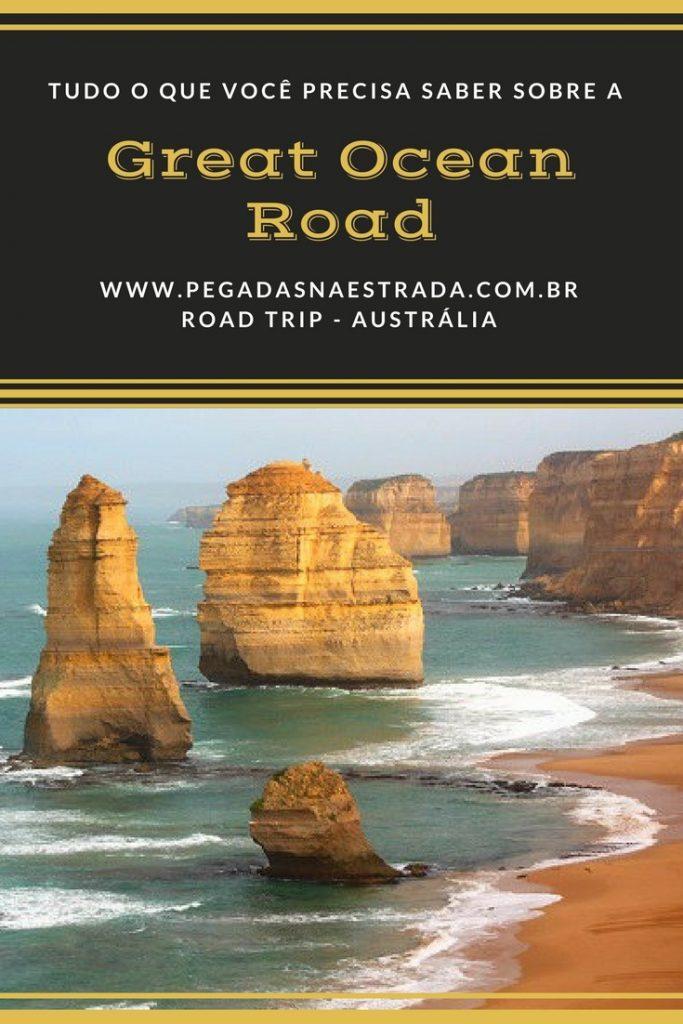 road trip Great Ocean Road
