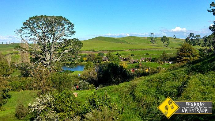 Cenário The Hoobit Rotorua