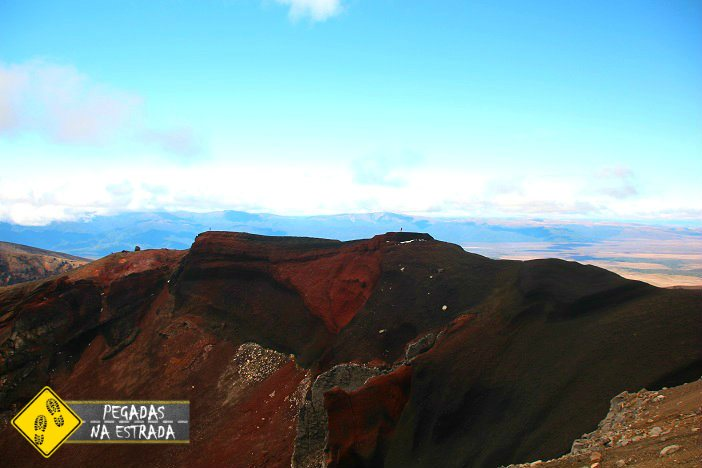 Red Crater Tongariro