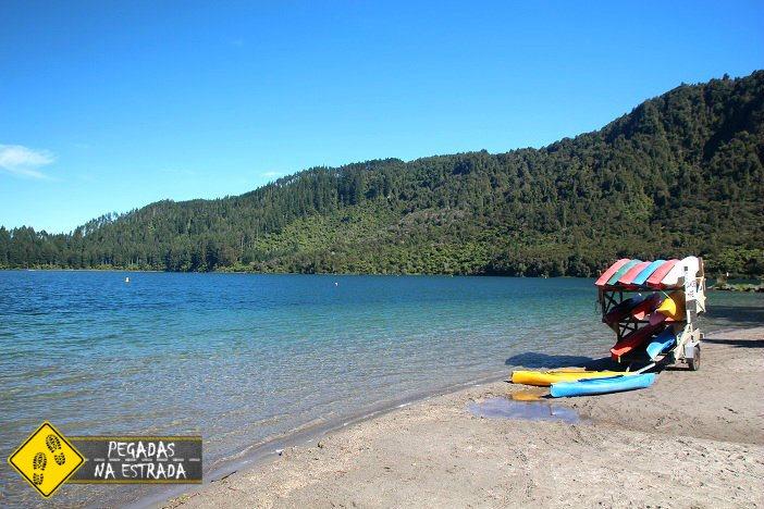 Blue Lake Rotorua