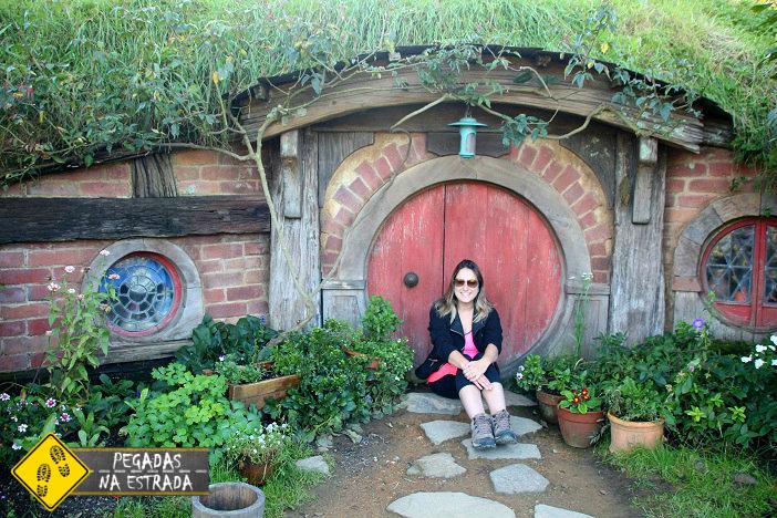 Hobbiton Movie Set Matamata