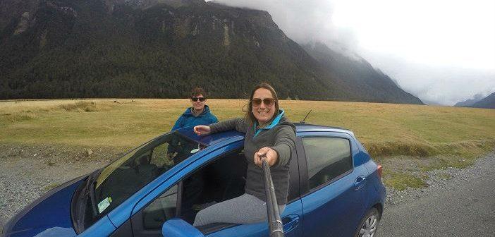 dirigir na Nova Zelândia