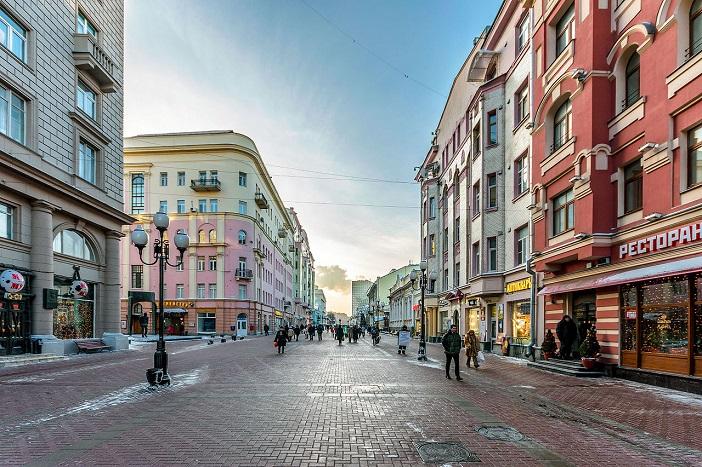 4 dias em Moscou
