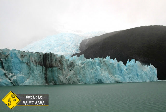 Navegação pelas geleiras, El Calafate, Argentina
