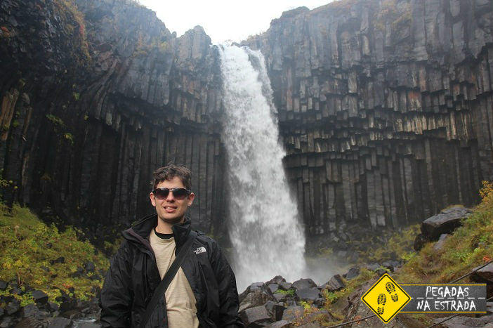 cachoeira Svartifoss Islândia roteiro