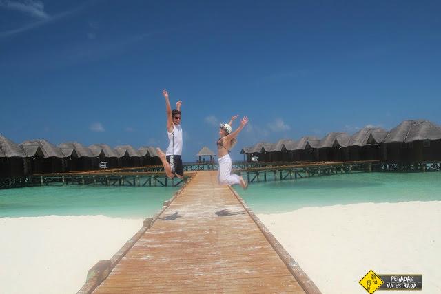Viajar para as Maldivas