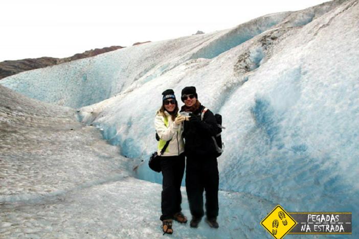 Glacier Patagonia Argentina