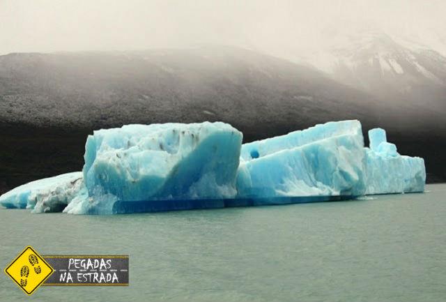 Navegação pelas geleiras, El Calafate, Patagônia, Argentina