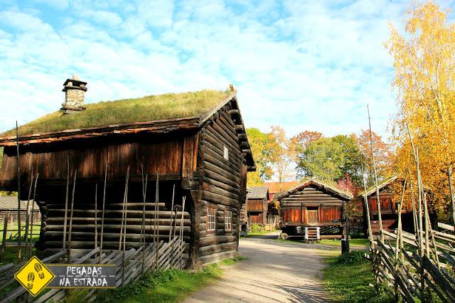 Museu do Folclore Norueguês.