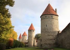 Bate-volta para Tallinn, 1 dia na Estônia!