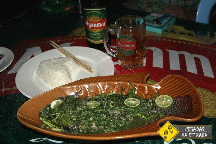 burmanese food