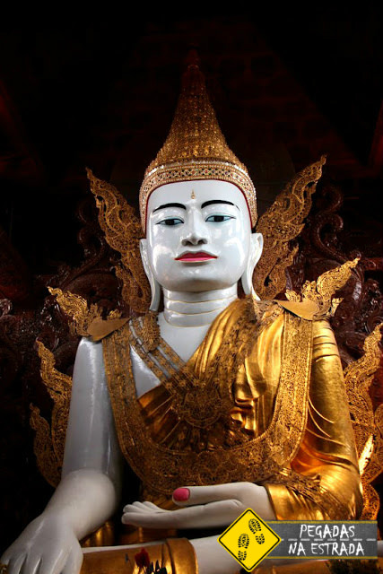Burma Birmania Buda