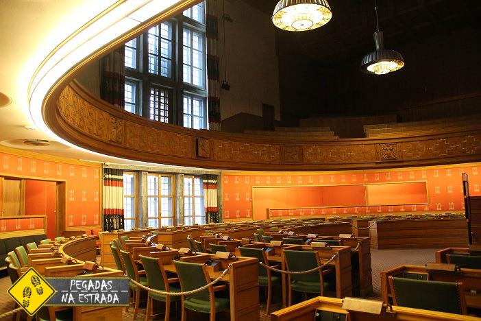 Prefeitura de Oslo. Foto: CFR / Blog Pegadas na Estrada