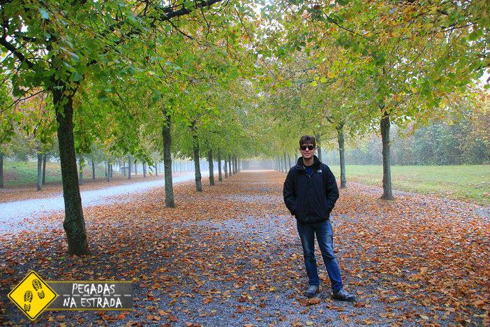 Outono em Estocolmo. Foto: CFR / Blog Pegadas na Estrada