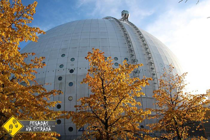Sky View, Estocolmo. Foto: CFR / Blog Pegadas na Estrada