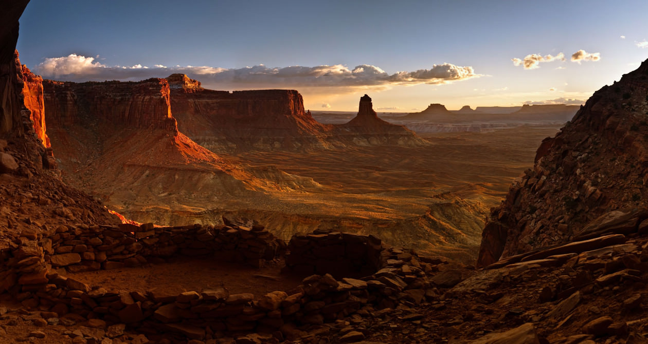 Canyonlands National Park. Fonte: www.utah.com