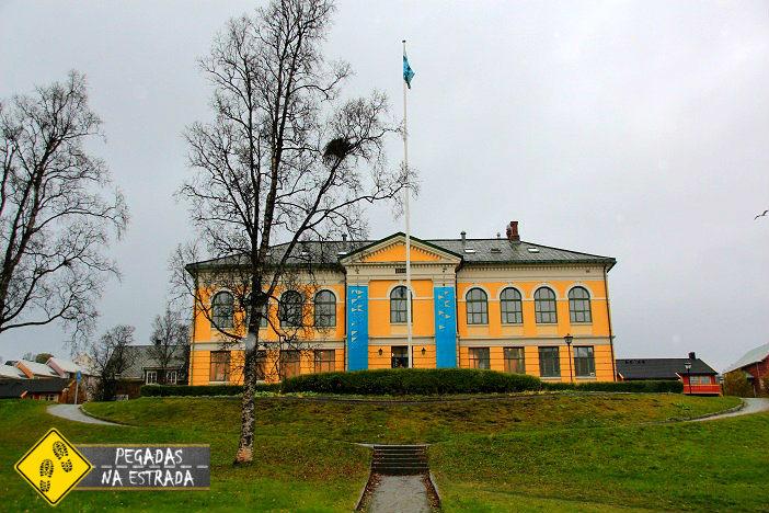 Troms Fylkeskommune Utdanningsetaten. Foto: CFR/ Blog Pegadas na Estrada