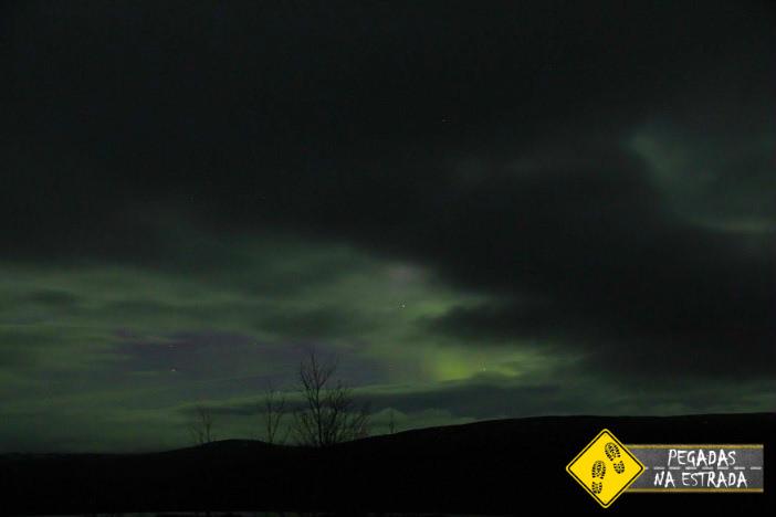 Caçada da Aurora Boreal em Tromso. Foto: CFR / Blog Pegadas na Estrada